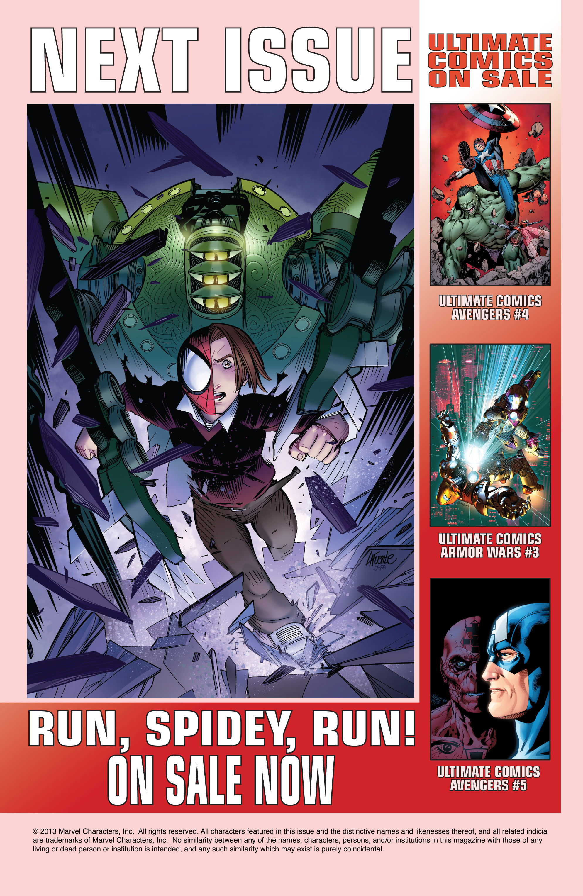 Read online Ultimate Spider-Man (2009) comic -  Issue #5 - 21