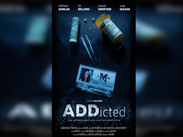 Sinopsis, detail dan nonton trailer Film ADDicted (2017)