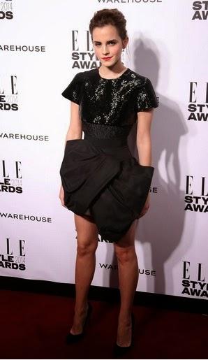 3.Emma Watson Dress