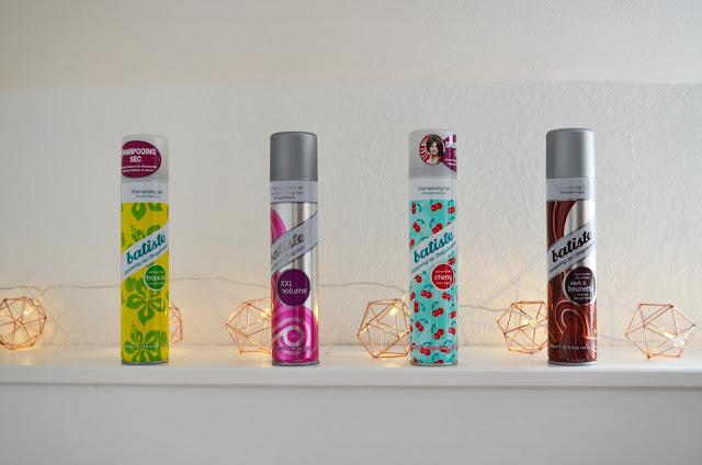 Você Conhece Shampoo Seco? Batiste
