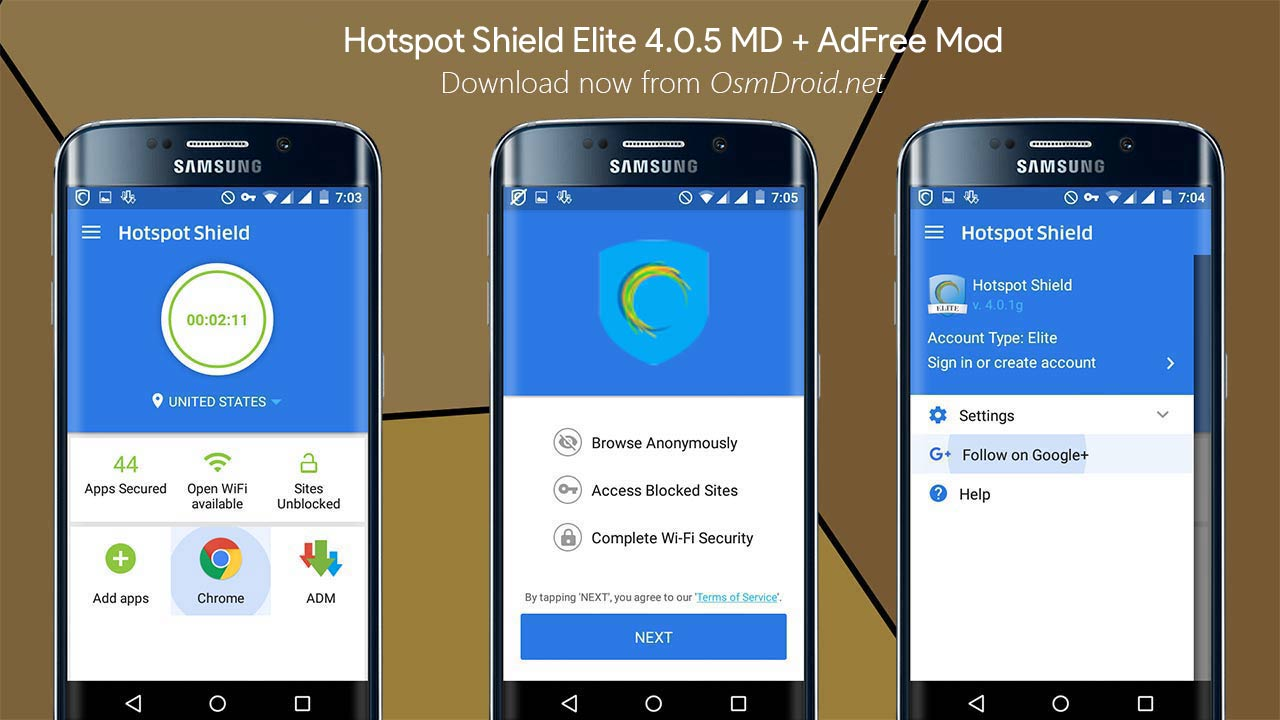 hotspot shield vpn cracked apk