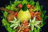Nasi Tumpeng Mini untuk keluarga kecil ala Bunda Nila Asmara