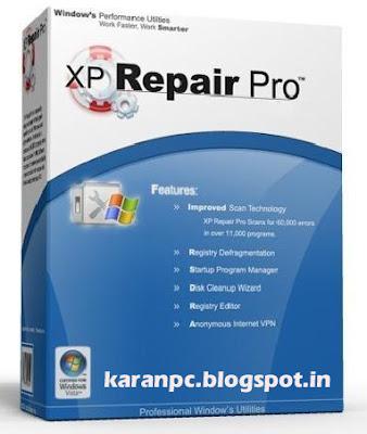 XP Repair Pro 5.5.0 Standard Edition