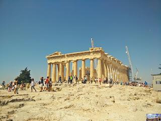 Visiter Athènes en 2 jours pendant ton Week-end