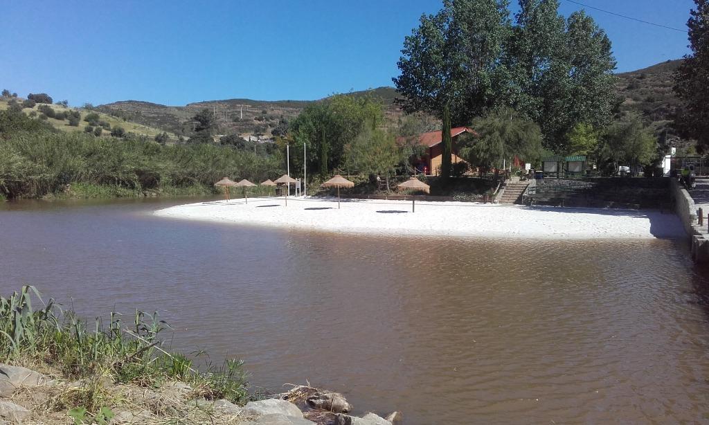 Praia Fluvial do Pego Fundo em Alcoutim