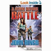 A Hymn Before Battle (Legacy of the Aldenata Book 1) by John Ringo