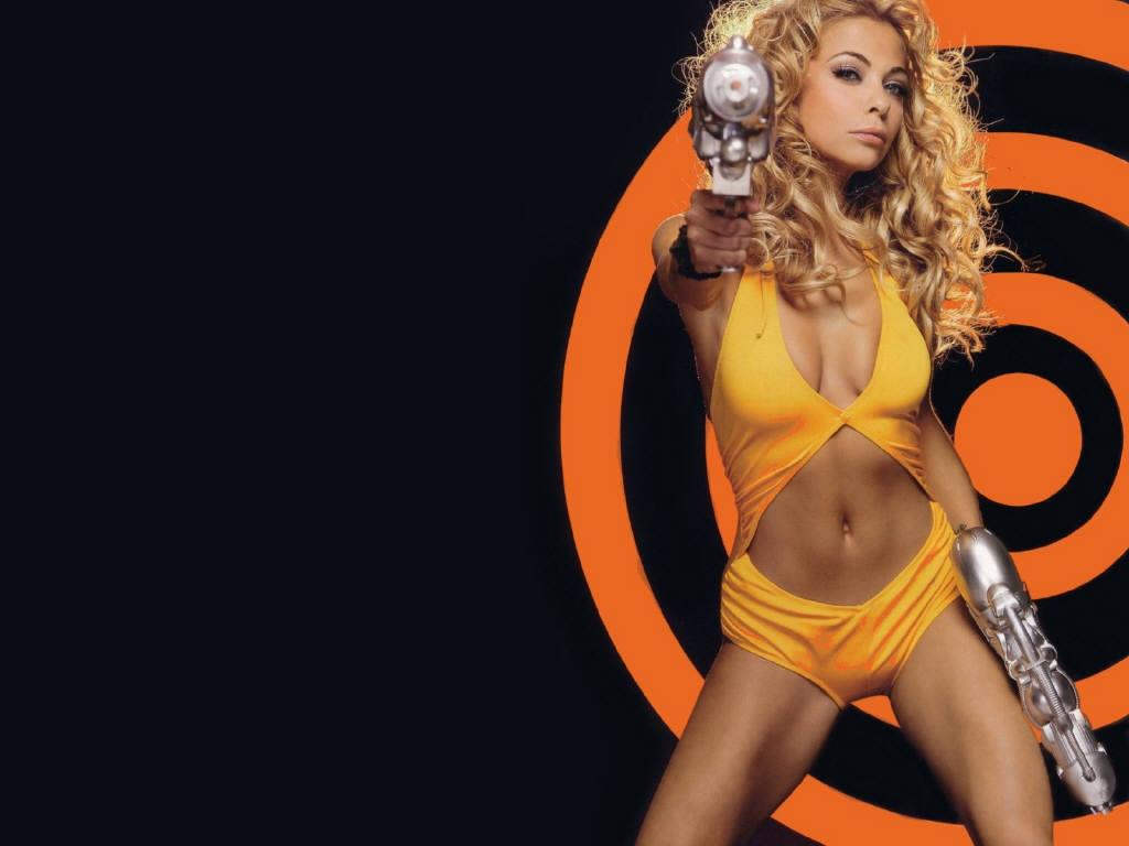 Hollywood actress Georgina Verbaan in hot bikini photos - The Hollywood Actress