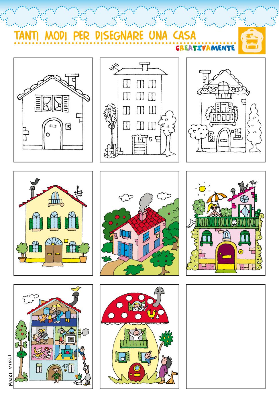 Vivacemente con il cuore e con la mente for Disegnare piantina casa gratis