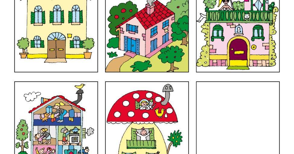 Vivacemente il giornalino del cuore e della mente tanti for Disegnare arredamento casa
