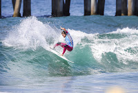 13 Courtney Conlogue Vans US Open of Surfing foto WSL Kenneth Morris