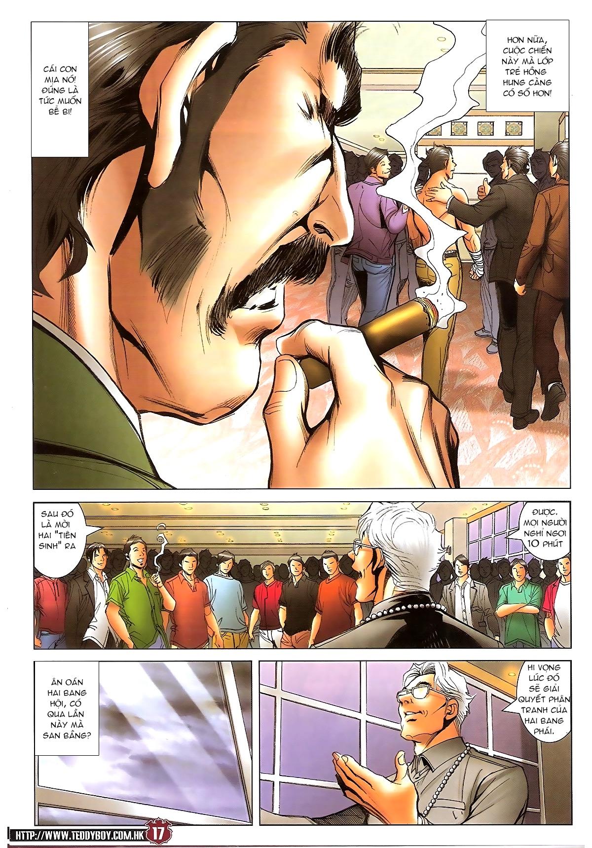 Người Trong Giang Hồ - Ngũ Hổ qui thiên - Chapter 1717: Đàm phán siêu cấp 3 - Pic 16
