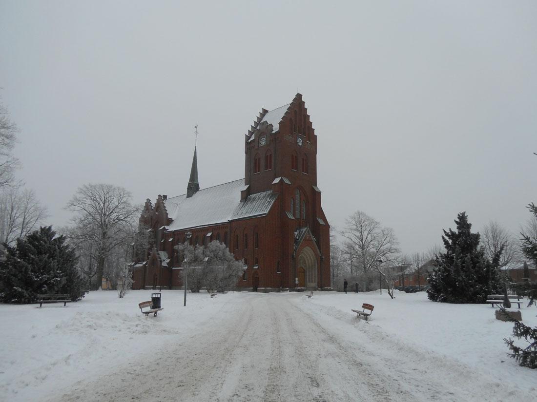 Chiesa di Hässleholm