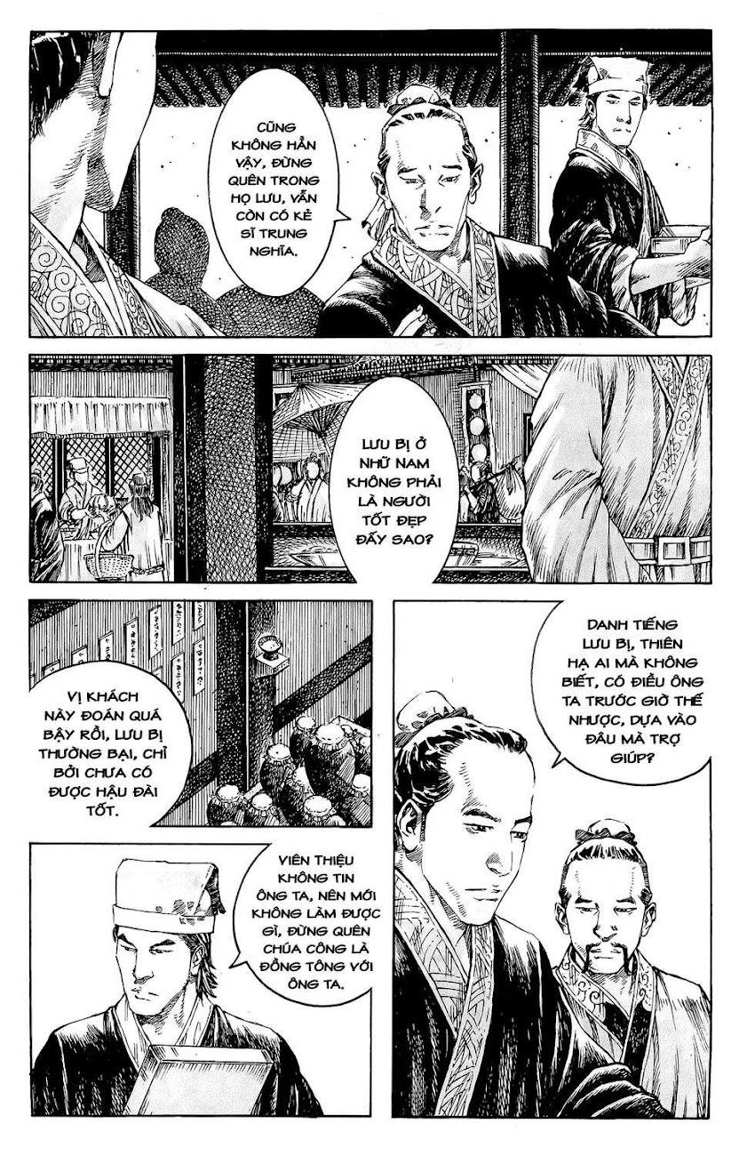 Hỏa phụng liêu nguyên Chương 355: Kinh Châu vi long [Remake] trang 4