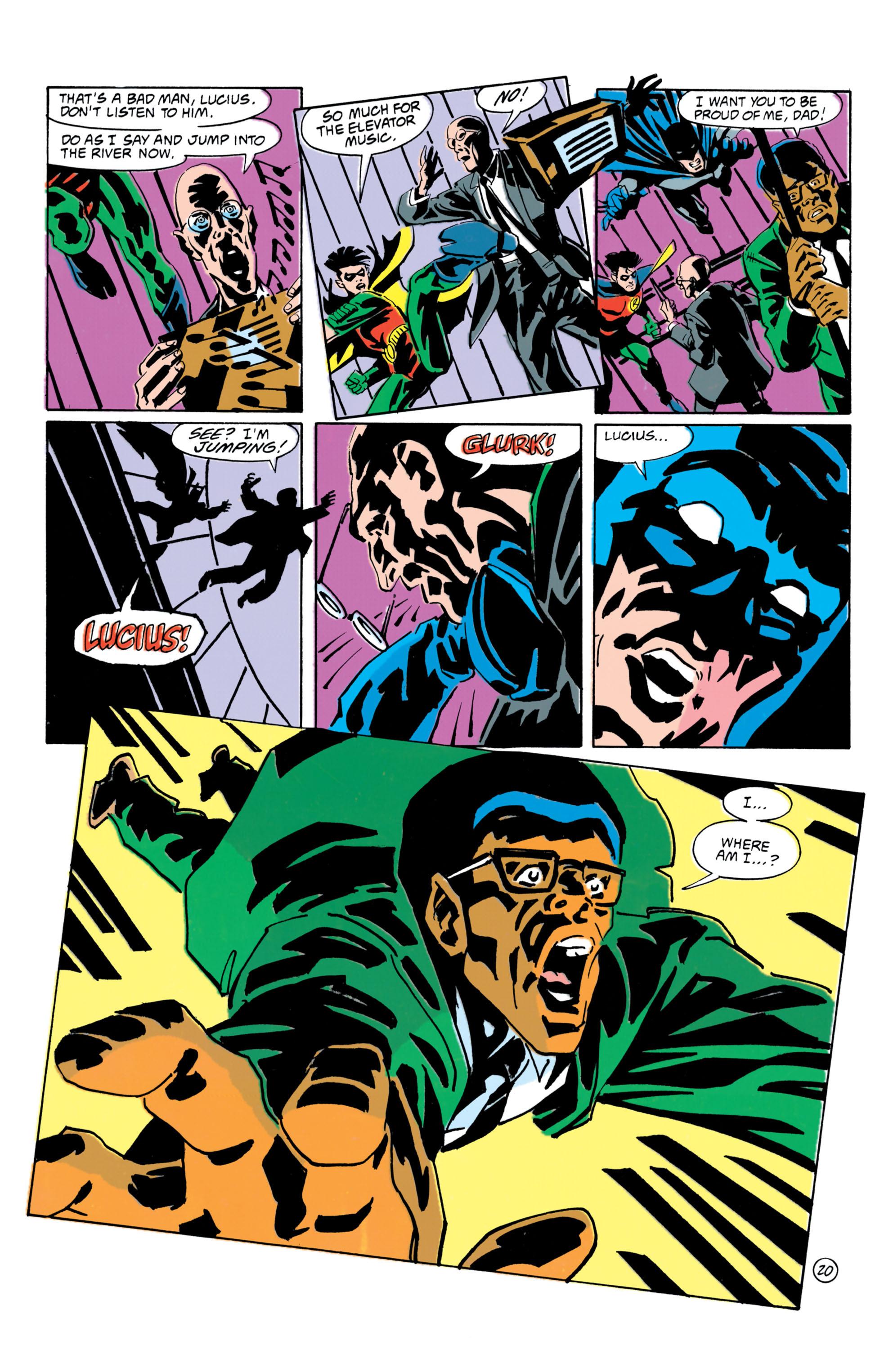 Detective Comics (1937) 658 Page 19