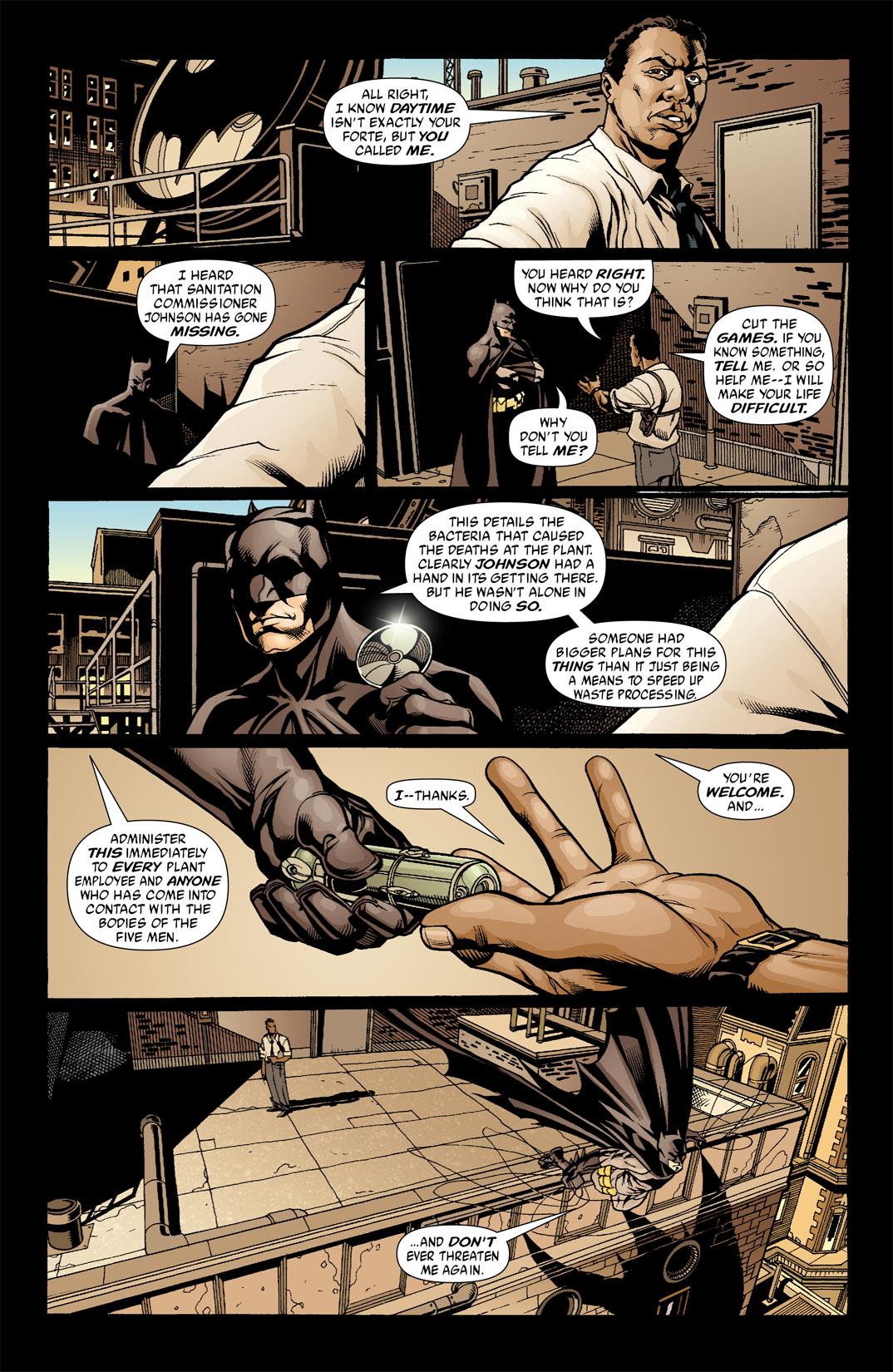 Detective Comics (1937) 795 Page 21