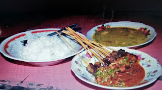 Sate Matang - Culinary from Aceh, Indonesia