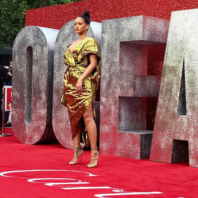 Rihanna Ocean's 8 Movie