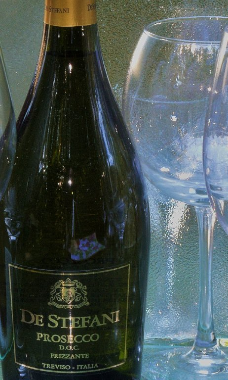 New Hampshire Wine Man De Stefani Prosecco