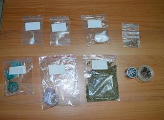 Από αστυνομικούς της Υποδιεύθυνσης Ασφάλειας Κατερίνης συνελήφθησαν 2 άτομα για διακίνηση ναρκωτικών