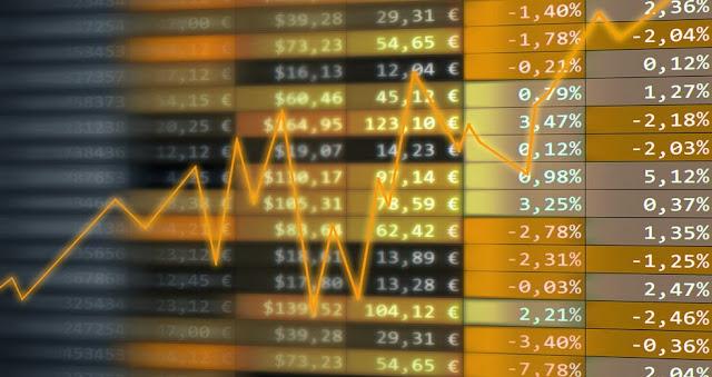 bourse finance variation