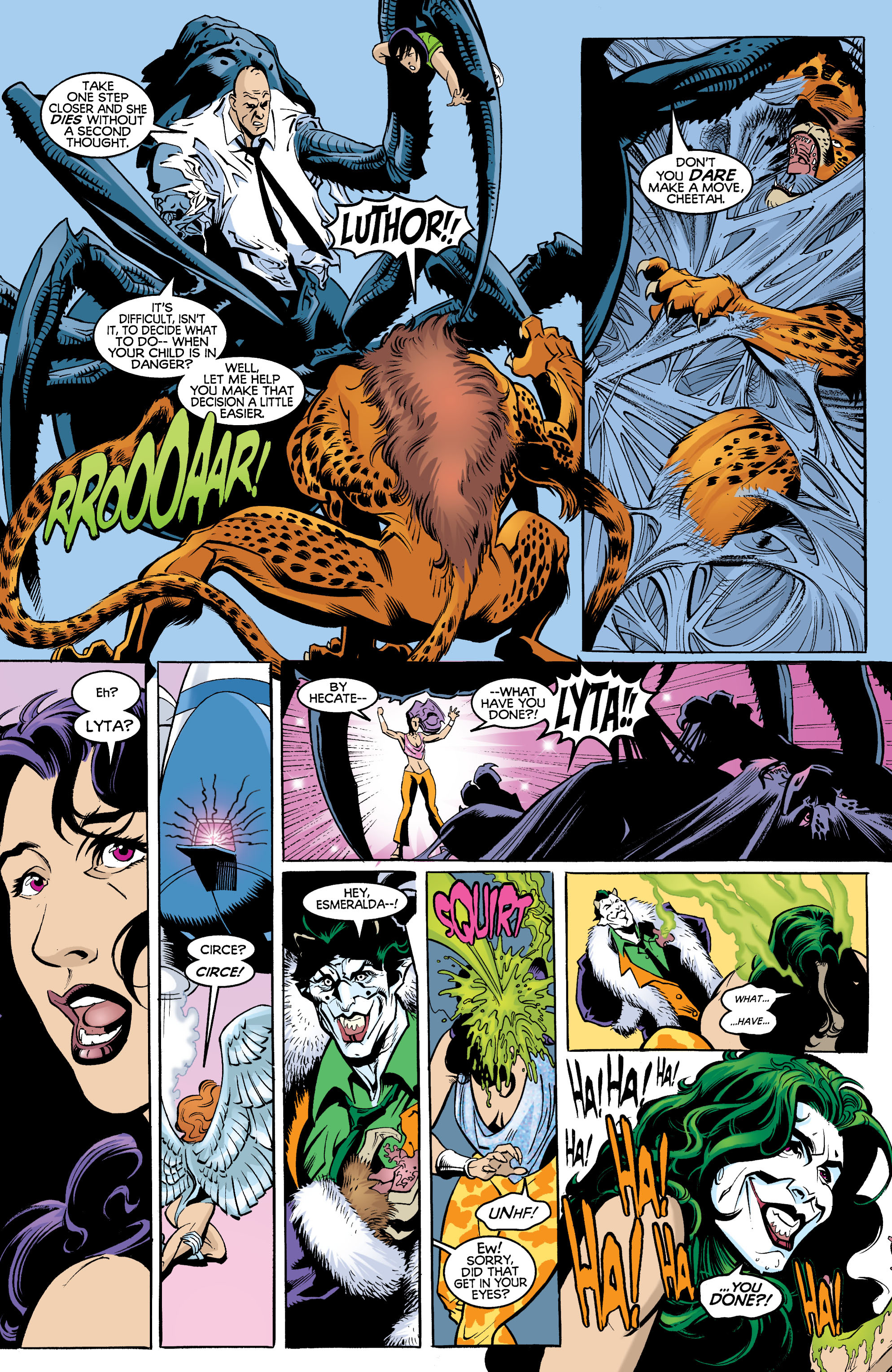 Read online Wonder Woman (1987) comic -  Issue #175 - 18
