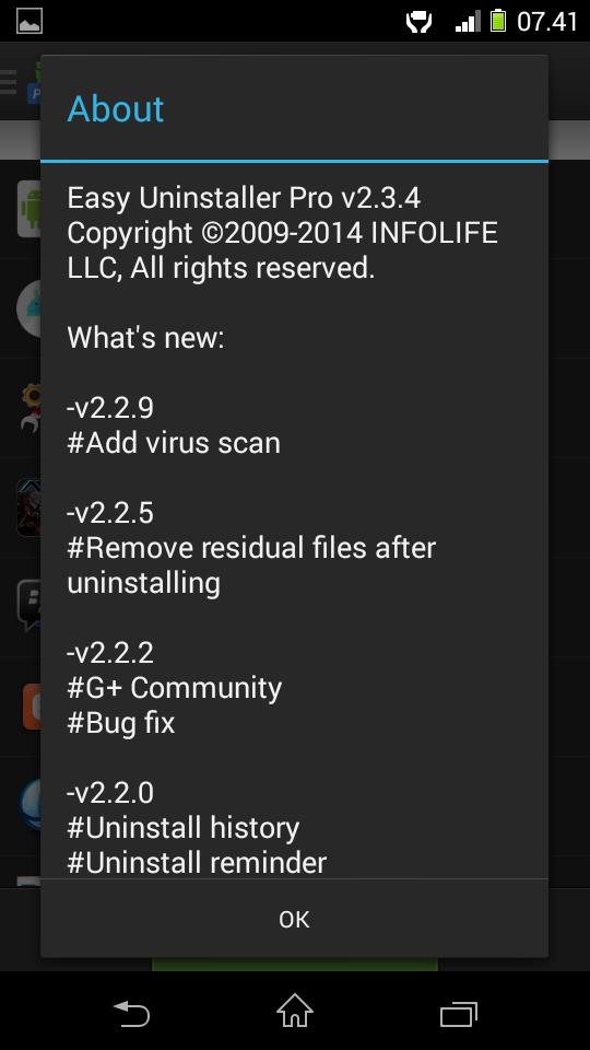 Easy Uninstaller Pro Apk Terbaru