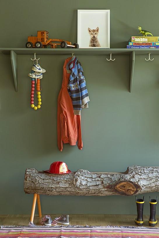 Atelier Rue Verte Le Blog Une Chambre D Enfant En Vert Kaki