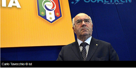Former FIGC President Suspected Sexual Harassment
