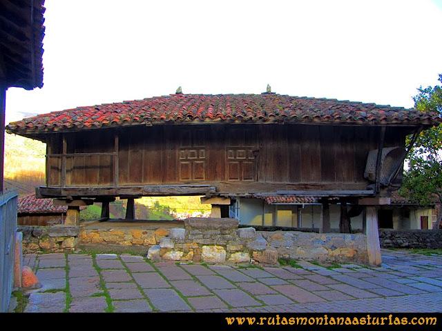 Rutas Montaña Asturias: Panera Villamejil