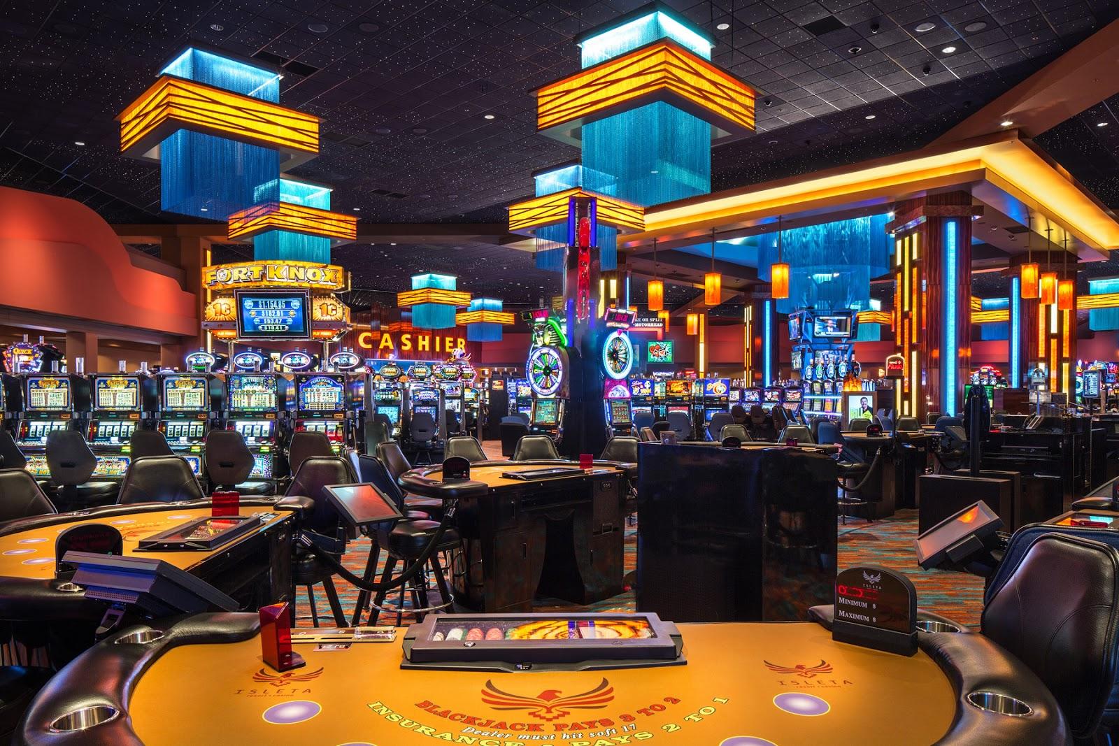 Клипы к фильму казино