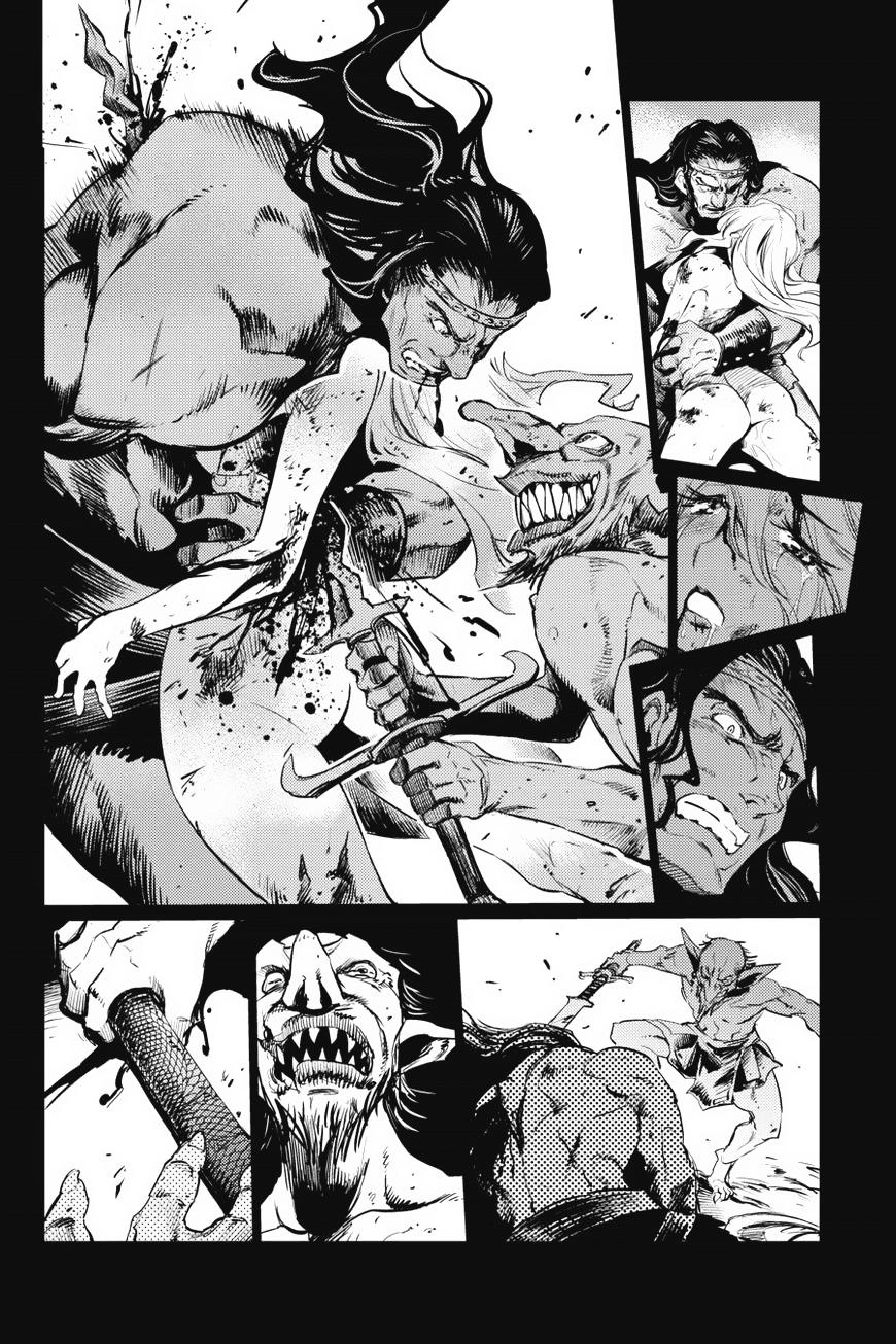 Goblin Slayer Chapter 13-28