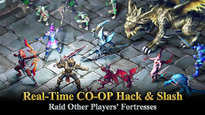 Fortress Legends Mod Apk Update Terbaru