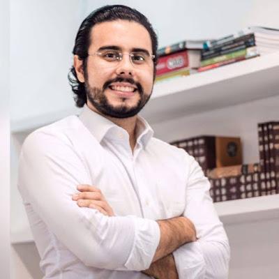 Resultado de imagem para Candidato a deputado federal pelo Partido Novo pretende estar como deputado mais barato do Brasil Rodrigo Nóbrega