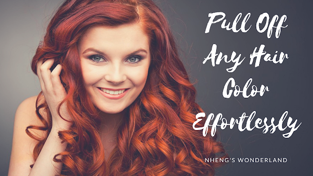 Pull Off Any Hair Color Effortlessly