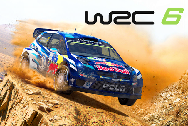 WRC 6 FIA WORLD RALLY CHAMPIONSHIP V1.0.53 + DLC Repack Free Download