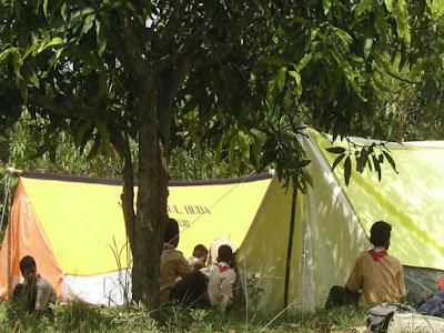 Karangsari campground