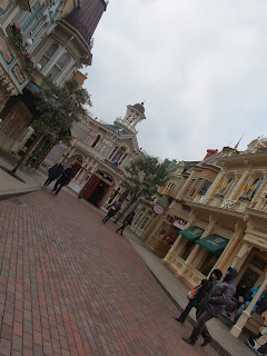 euro disneyland paris