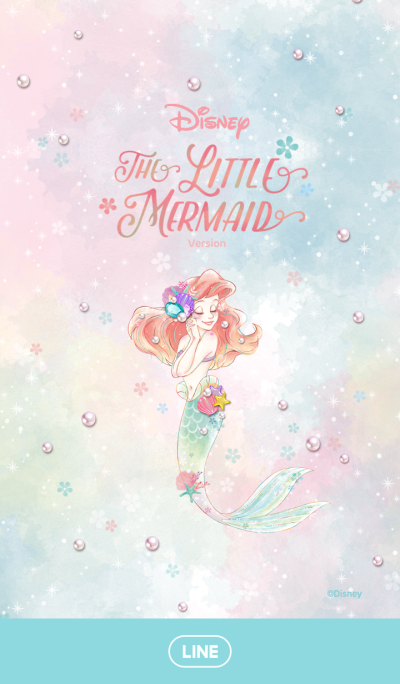 The Little Mermaid (Jewels)