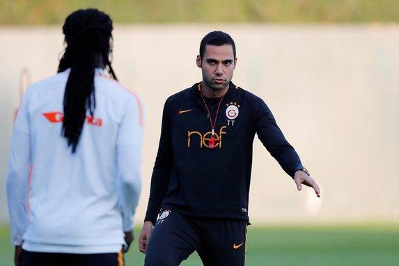 Galatasaray gönderdi, Monchi kaptı!