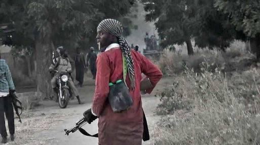 PHOTOS: Boko Haram Set Imam & His Family On Fire, Kill Many