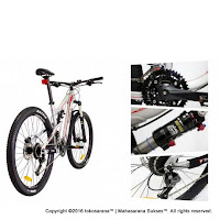 27.5 Inch Ricochet 6.0 Thrill Mountain Bike