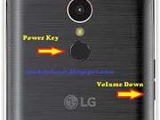 Hard Reset to Unlock LG K10 (2017) Phone Using External Hardware Key.