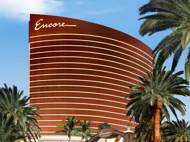 Hotel in Vegas: Encore At Wynn Las Vegas