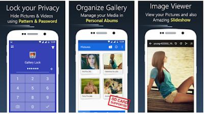 Cara Mengunci dan Menyembunyikan Isi File Galery di Android