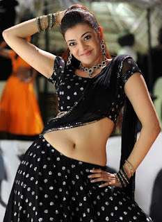 Tamil Actress Kajal Agarwal Hot Navel Show Stills Picture 405x556 - Kajal Agarwal's Top 25 Sexy Naval Images Exclusive Collection