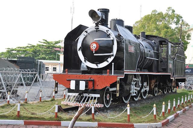 Locomotive - Photographie par Shankar (cc)