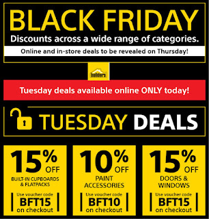 Builders Warehouse - Black friday - tuesday deals (Page 1)