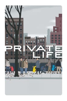 Poster Private Life