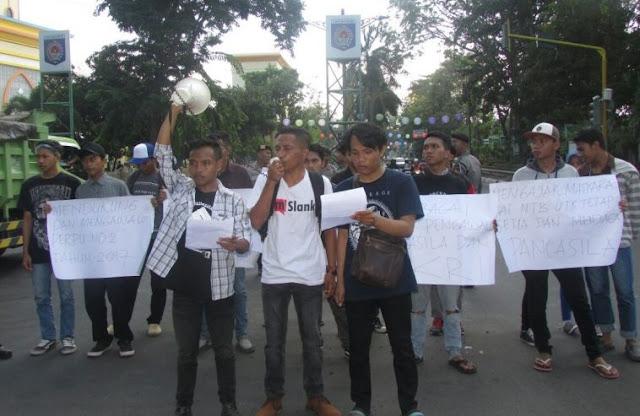 Mahasiswa NTB Desak Pemerintah Daerah Bersikap Tegas Terhadap HTI