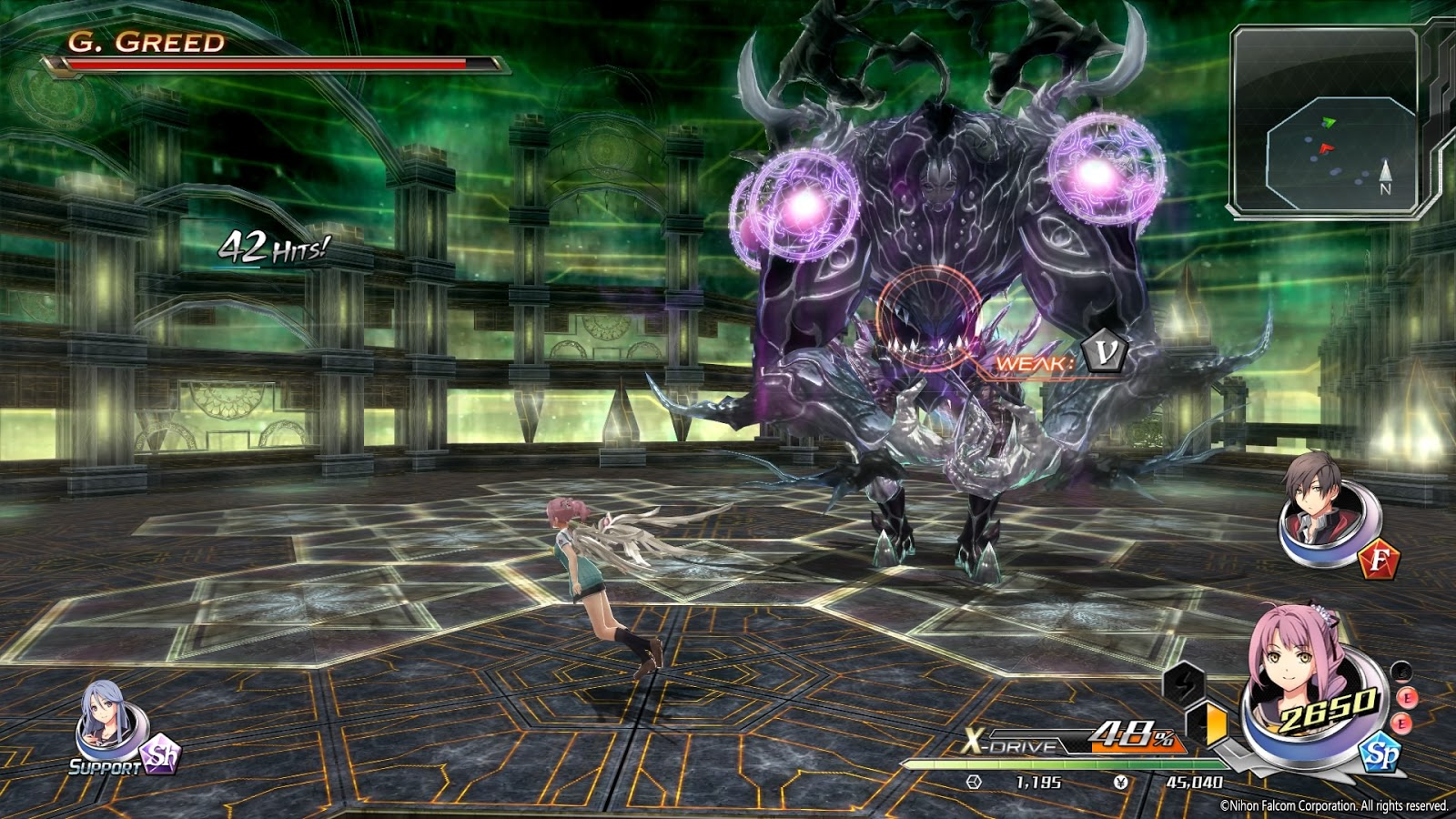 Tokyo Xanadu Ex+ - PS4 Review | Chalgyr's Game Room